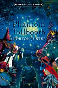 The Phantom Tollbooth by Norton Juster 99p on Kindle @ Amazon
