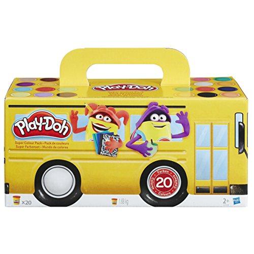 Play-Doh Super Colour Pack £10.99 Prime / £15.74 Non Prime @ Amazon
