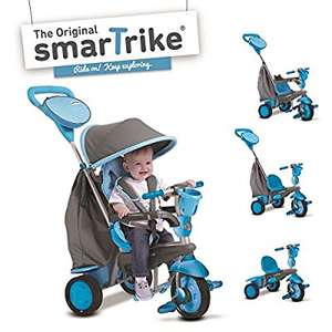 SmarTrike 4 in 1 Swing - Blue - was £105 now £48 @ Amazon