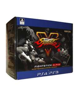 [PS4/PS3] Mad Catz SFV FightStick Alpha - £37.99 - MCDNGoods Fulfilled By Amazon
