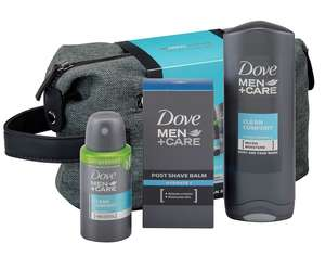 Dove for Men gift bag set was £12 now £6.92 delivered Prime / £11.67 non Prime @ Amazon