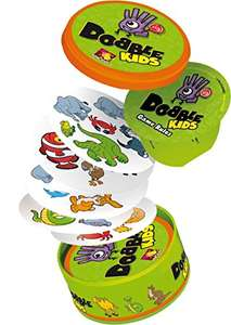 Dobble Kids Card Game £3.90 (Prime) / £7.89 Non-Prime @ Amazon - cheapest its ever been!!