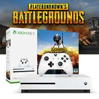 Pre-Order Xbox One S (1TB)  with PlayerUnknown's Battleground (PUBG) - £249.99 @ Microsoft Store