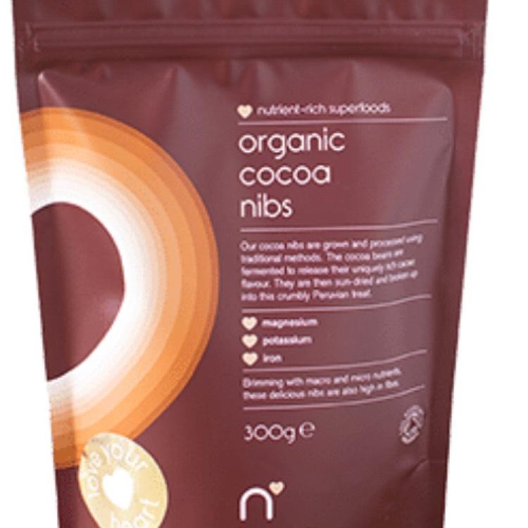 Naturya Organic Cocoa Nibs - £4.74 @ Holland & Barrett