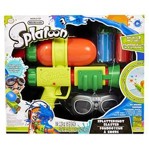 Splatoon Splatter Shot Ink Blaster - £12 @ Amazon Prime / £16.75 non-Prime