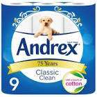 Andrex 9 + 3 Toilet Rolls for £2.23 instore @ Tesco (Knocknagoney)