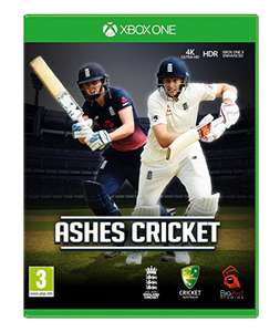 Ashes Cricket [PS4 / Xbox One] £15.99 at Amazon (Prime) £17.98 (non Prime)
