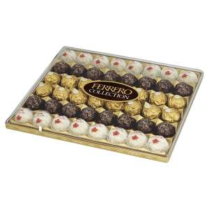 Ferrero Collection, 48 Pieces REDUCED by Amazon. £8.64 Prime / £13.39 Non Prime