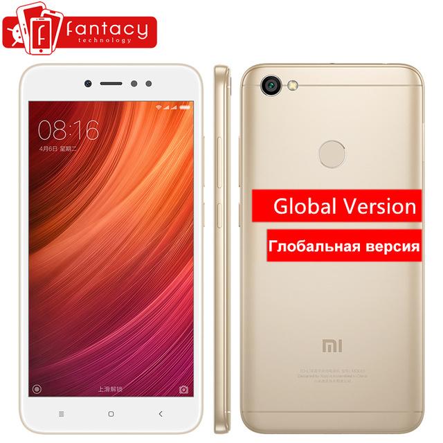"Xiaomi Redmi Note 5A 3GB 32GB Prime Global Version 5.5"" Snapdragon 435 MIUI 9 Octa Core Fingerprint Note5A FDD LTE 4G 16.0MP £85.85 @ fantacy technology/ aliexpress"