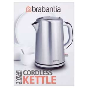 Brabantia kettle £20 in-store Morrisons (Bramley, Leeds), also on their website