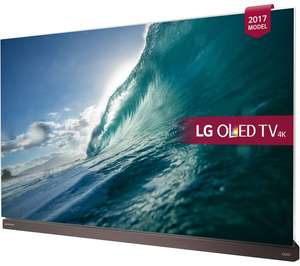 """An absolute steal! LG OLED77G7V 77"""" Smart 4K HDR OLED TV £7999 Currys"""