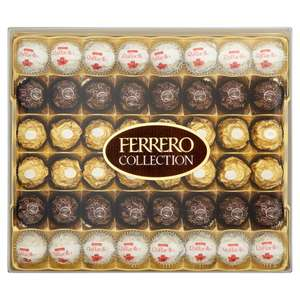 Ferrero Collection 48 Pieces 518g - £5 at Iceland