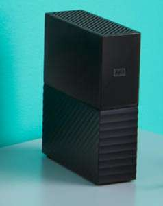 Western Digital My Book (Recertified) 6TB External HDD £114.99 at WD Store