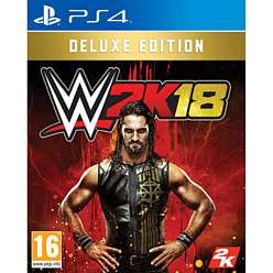 WWE 2K18 Deluxe Edition - PS4/Xbox One - £34.99 @ Game.co.uk