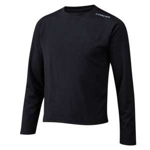 TOG24 black arctic APS thermal base layer crew neck age 9-10, 13 yrs was £24.95 NOW £2 @ debenhams