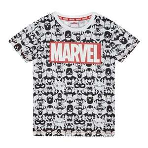 Marvel T-shirt size 4-5 ,LOW stock was £12 now £3.60 @ debenhams