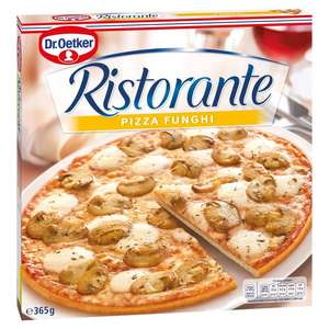 FREE Ristorante Pizza via Dr Oetker Ristorante UK Chatbot on Facebook
