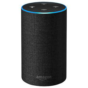 2 x Amazon Echos £124.98 (each £62.49) or 3 x Amazon Echos £174.97 (each £58.32) @ John Lewis