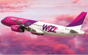Today Only! Wizz Air - 20% off (Wizz Discount club members only)