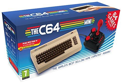 The C64 Mini £62.99 Prime // £64.99 Non-prime @ Amazon