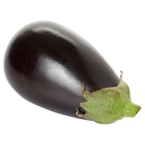 Aubergine 50p @ Morrison's - Cheaper than Lidl..!