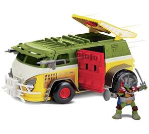 Teenage Mutant Ninja Turtle PArty Van With Figure £22.49 at Argos
