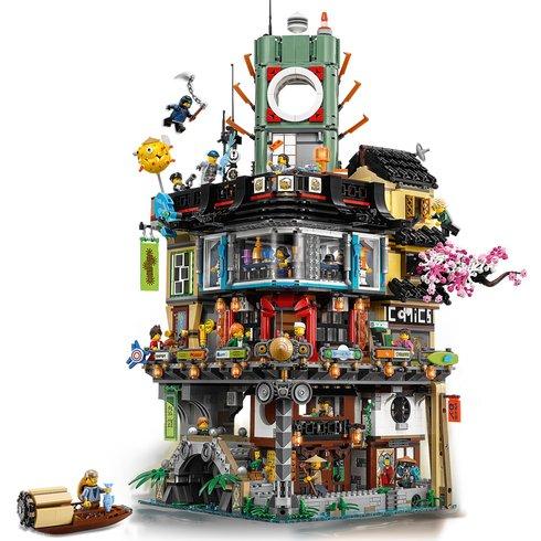 Lego 70620 Ninjago City £199.99 @ Smyth's Toys