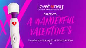 Lovehoney free foot massage - London Southbank (18+)