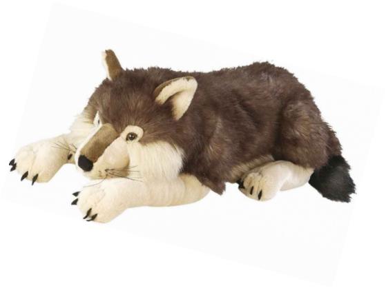 Wild Republic Floppies 76cm Wolf Plush £14.33 Prime / £18.32 Non Prime Del @ Amazon