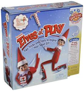 "Elf on The Shelf ""Scout Elves At Play"" £9.98 (Prime) / £14.73 (non Prime) at Amazon"