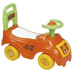Jungle Jive My 1st Ride On - Tiger for £6 @ Tesco Direct (Free C&C)