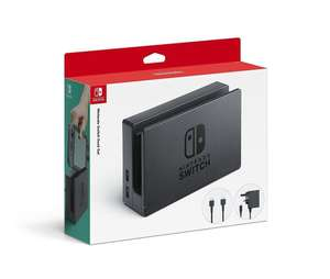 Dock Set Nintendo Switch Brand New & Sealed £69.99 @ eBay /  Play UK
