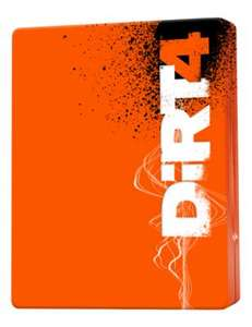DiRT 4 Steelbook Edition - PS4 / Xbox One for £20 delivered @ Tesco Direct