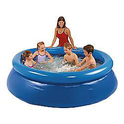 8ft Quick Up Paddling Pool for £10 @ Tesco Direct (Free C&C)