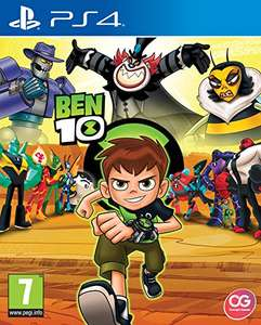 Ben 10 (PS4) £11 (Prime) £12.99 (non-Prime) at Amazon