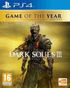 Dark Souls III: The Fire Fades Edition PS4 (Game of the Year Edition) - £24.85 @ ShopTo