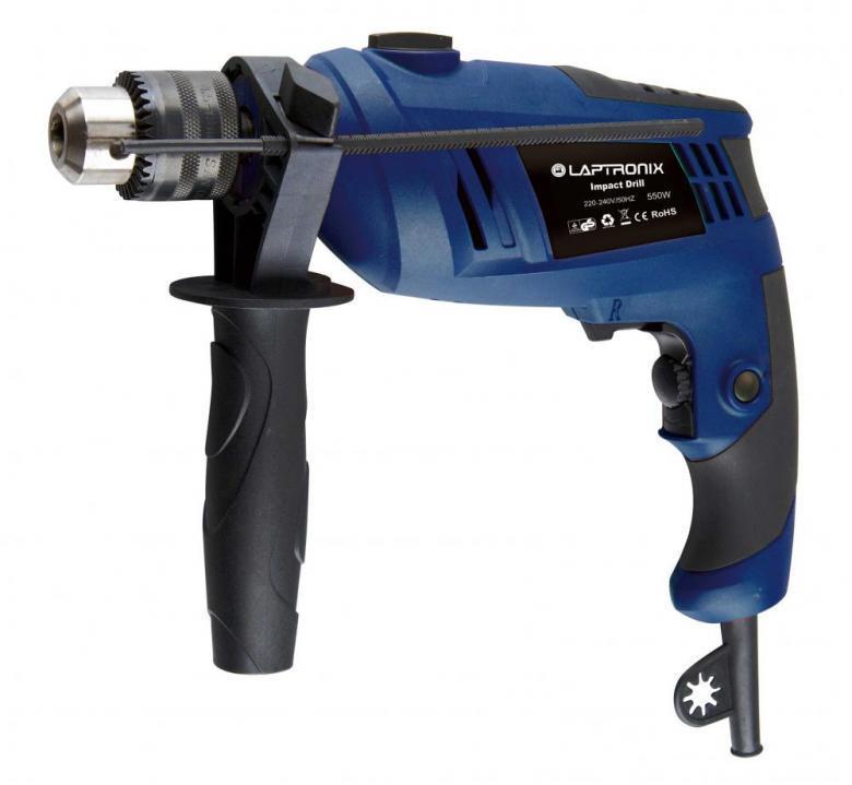 Brand New 550W Impact Drill Rotary Hammer 240V Variable Speed Depth Gauge Reverse Function £9.99 laptronix-uk / Ebay