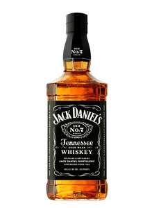 Jack Daniel's Old No. 7 Tennessee Whiskey 70c £16 @ Asda
