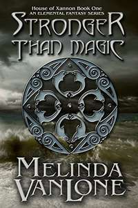 free kindle book: Stronger than magic by Melinda van Lone @ Amazon