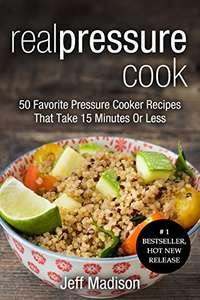 free kindle book: Real Pressure Cook @ Amazon