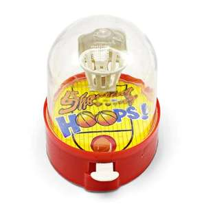 Kids Mini Basketball Simulation Toy 0.87 delivered @ gearbest