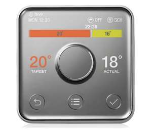 Hive active heating System with Professional Installation £199.98 - QVC
