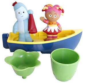 In The Night Garden Igglepiggles Floaty Boat Playset - £4.50 (Prime) £9.25 (Non Prime) @ Amazon