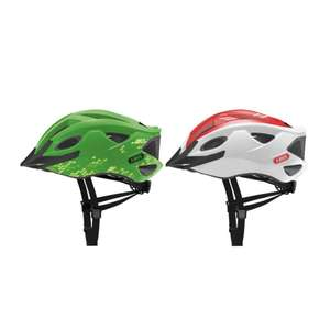 Abus S-Cension Helmets £12.49 each delivered @ Rutland Cycling
