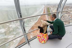KIDS GO FREE - 10th-18th Feb British Airways i360 Brighton