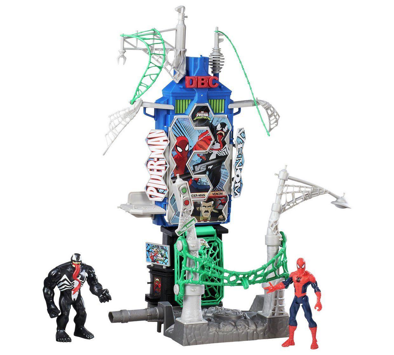Spiderman Web city daily bulge battle £18.99 @ argos
