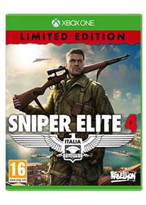 Xbox One - Sniper Elite 4 Limited Edition £20.99 @ Base