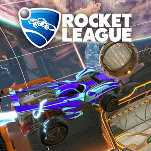 Rocket league switch £11.28 @ Nintendo eshop