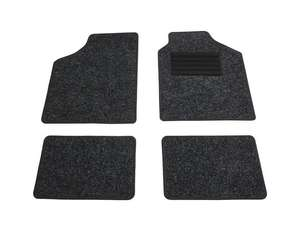 4 pieces Ultimate Speed Car Mat Set £6.99 @ Lidl