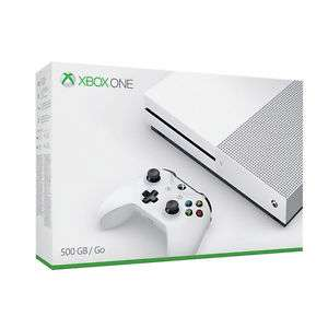 Refurbished Microsoft Xbox One S Console - £155.25 @ eBay Tesco Outlet